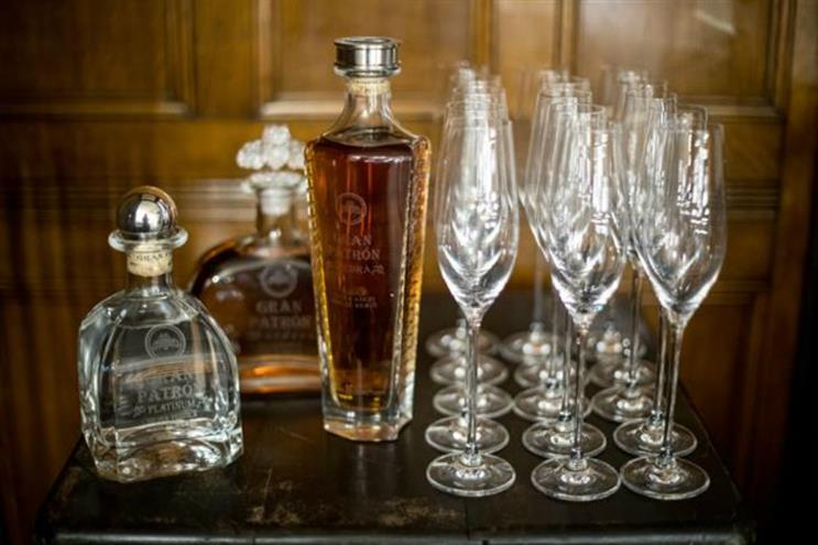 Patrón hosts Secret Dining Society in London