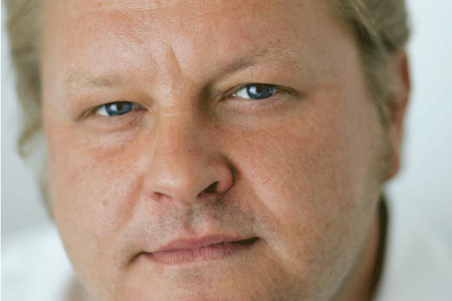 Lawson Muncaster: managing director of City AM