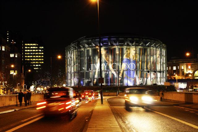 Recent UM London work: H&M