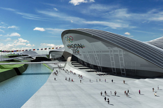 The London Aquatics Centre