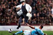 ITV...FA Cup poster