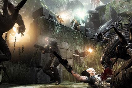 Alien vs Predator…fastest-selling game in Sega's history