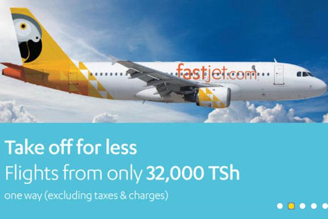 Fastjet: Sir Stelios Haji-Ioannou's low-cost African airline takes off