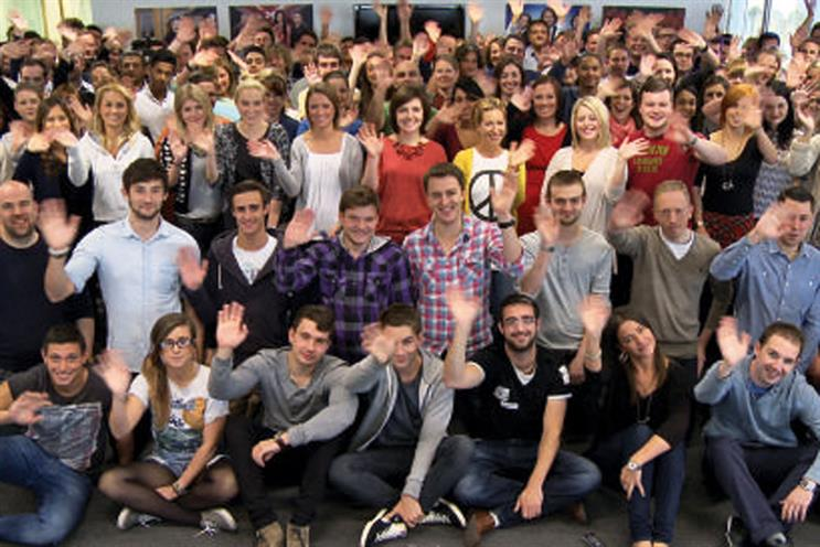 ITV: transformative change in 2012 led to its non-spot revenues growing by 22 per cent year on year