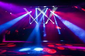 DBN lights up The Warehouse Project Credit: Pollyanna Schartmuller-Sheehan