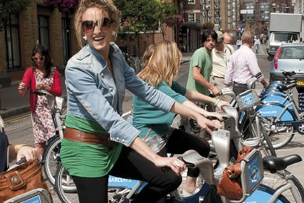 Cycle hire: Barclays defends branding strategy
