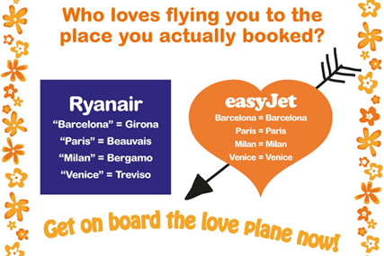 EasyJet: ad referred to the ASA