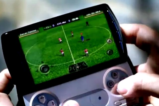 Experia Play: Sony Ericsson launches its PlayStation Phone