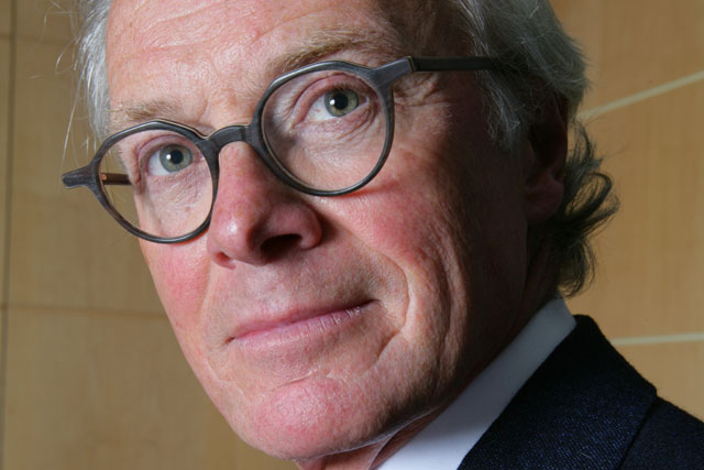 Peter Scott: Engine chairman and worldwide chief executive