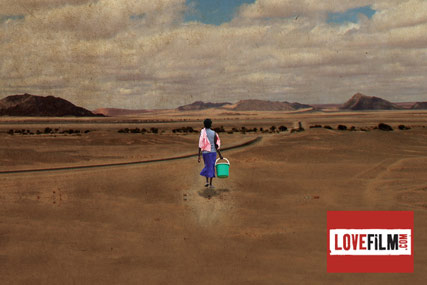 LoveFilm: hired 18 Feet & Rising