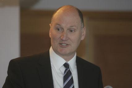 Mark Hunter: ISBA president
