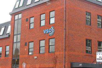 VSO's headquarters