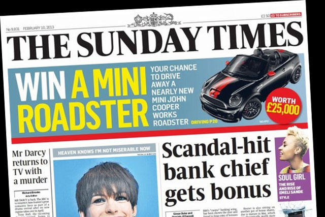 Sunday Times targets fashion and beauty brands with Style