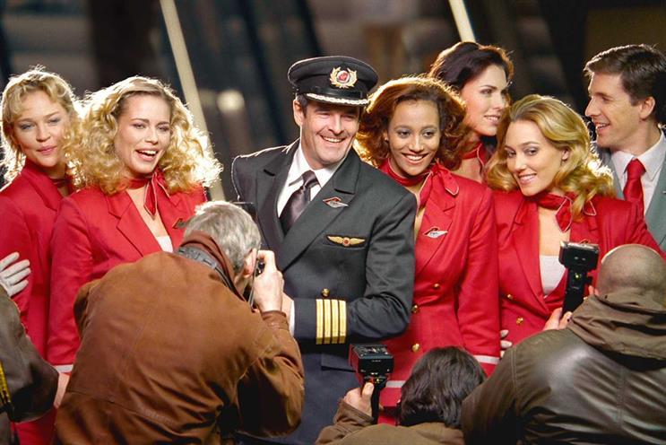Virgin Atlantic: 20-year incumbent RKCR/Y&R is involved