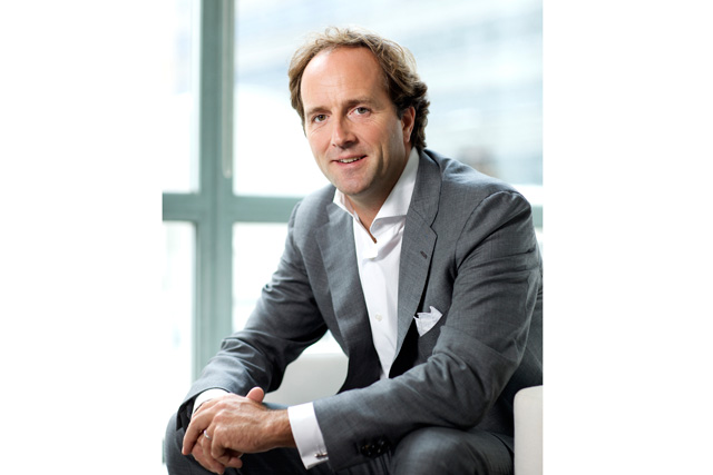 David Jones: the Havas chief executive