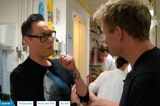 Hotel GB: Gok Wan and Gordon Ramsey