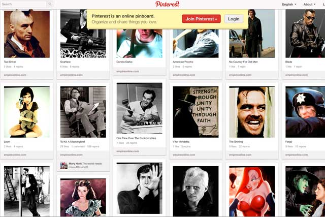 Pinterest: 'can swoop in to make a play for brands' cash and attention'