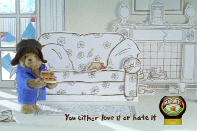 Marmite: 2008 Paddington campaign by DDB London