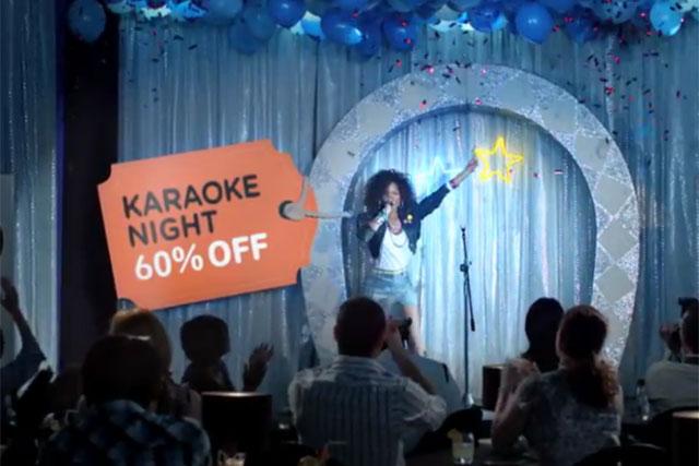 LivingSocial: Rockstar TV commercial