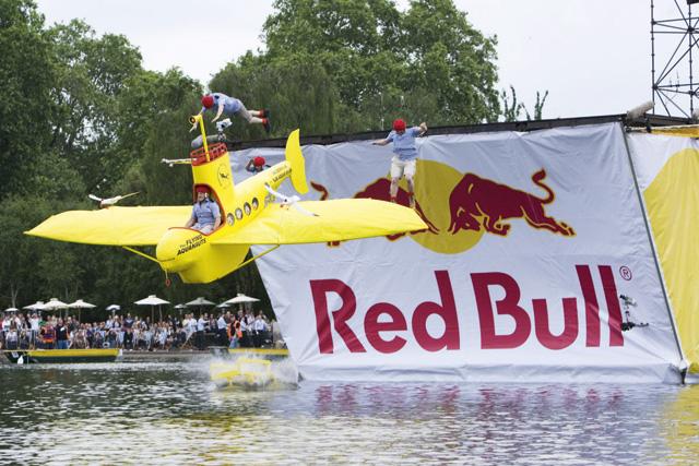 Red Bull: agency hunt