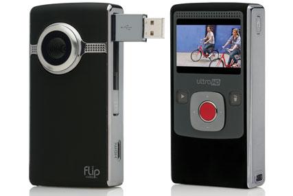 Flip: ultra HD digital video camera