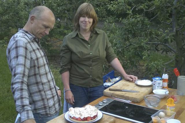 Matt And Allegra's Big Farm: Eblex deal