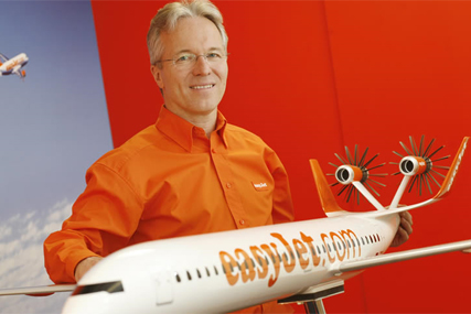 Andy Harrison: EasyJet chief moves to Whitbread