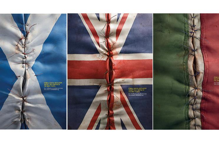 Ogilvy & Mather: shortlisted 12 times for its work for 28 Too Many