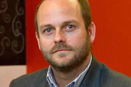 Nick Dutton: new global managing partner at Arnold