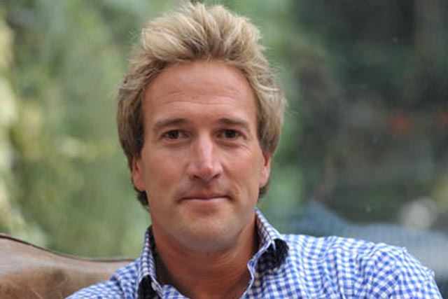 Ben Fogle: TV presenter and adventurer is an ambassador for BT's MyDonate