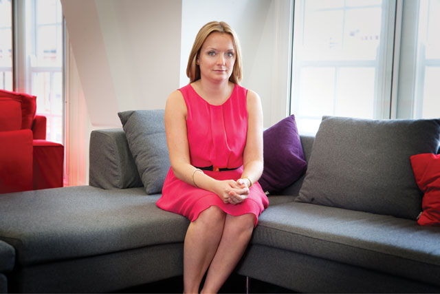 Amy King: head of press MPG Media Contacts
