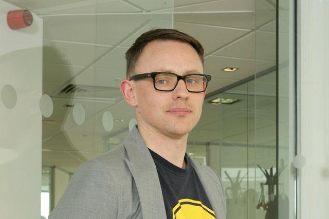 Mark Cridge: client-facing role