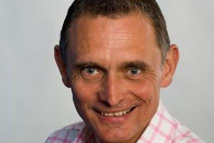Dave King, executive director of TMG