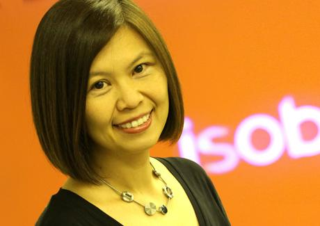 Isobar promotes Lin to CEO of Asia-Pacific