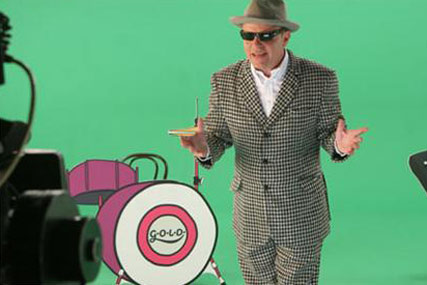 UKTV: Suggs-fronted campaign