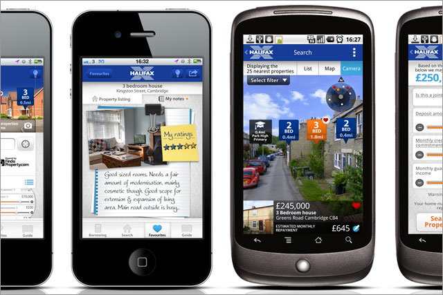 Halifax: rolls out property app