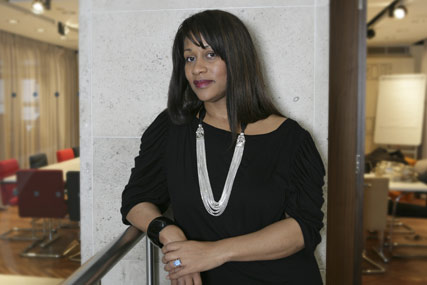 Karen Blackett: MediaCom CEO