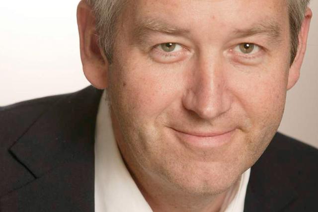 Bauer Media chief executive Paul Keenan