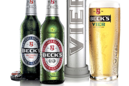 Becks... picked Publicis