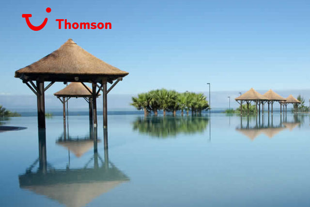 Thomson Holidays: rapped over ads for adult-only breaks