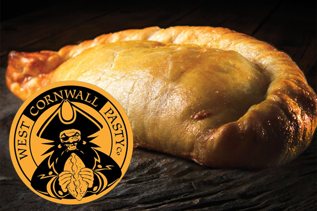 West Cornwall Pasty Co: Baby Grand picks up account
