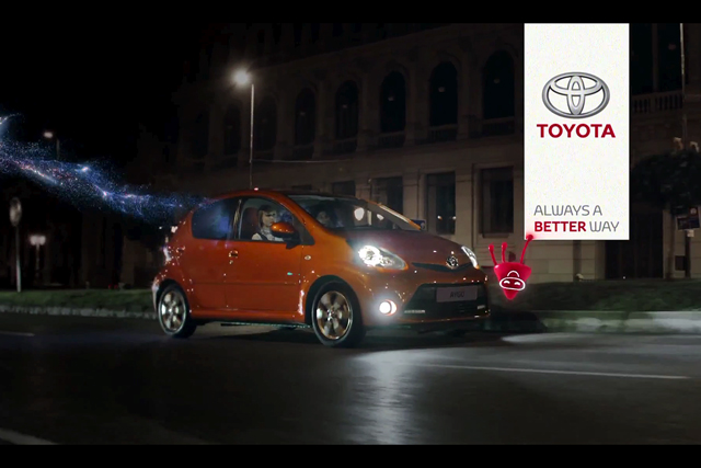 Toyota: 'Always a better way'