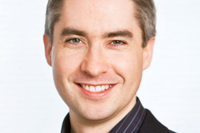 Matthew Dearden: chief executive of Clear Channel