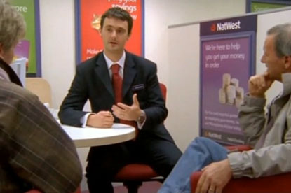 NatWest ...MoneySense ads under investigation by the ASA