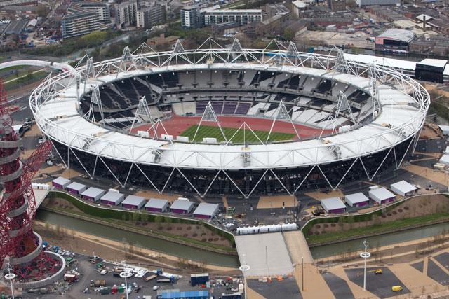 London: post-Games push