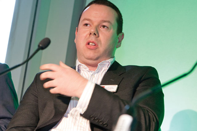 Neil Carden: the Co-operative's head of insight and planning