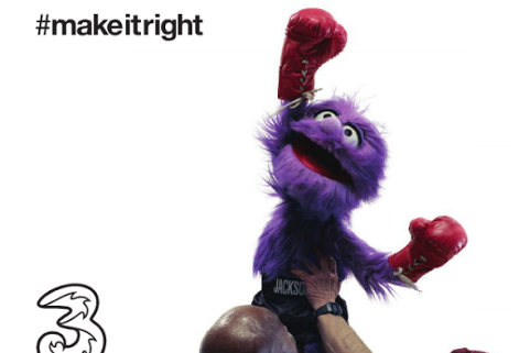 Three: Muppet ad banned by ASA for being 'misleading'