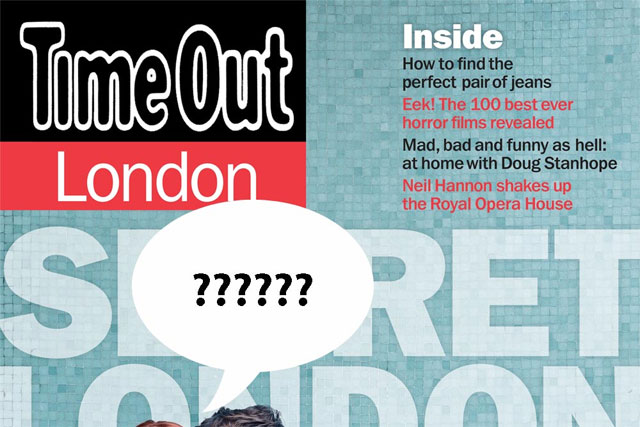 Time Out bows out of newsstands with less than 11,000 sales