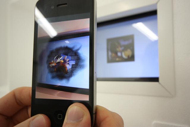 IAB winner: String's Augmented Reality Dragon takes Artvertising Award
