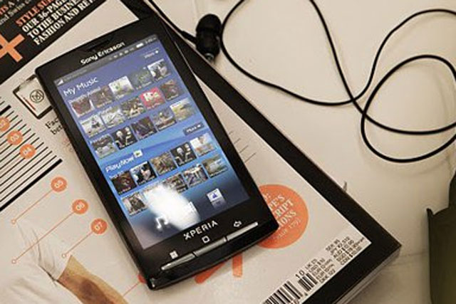 Sony Ericsson Xperia: launches the 'Xperia Footy Final Badge' game